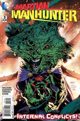 Martian Manhunter Vol 4 (Comic book) #3