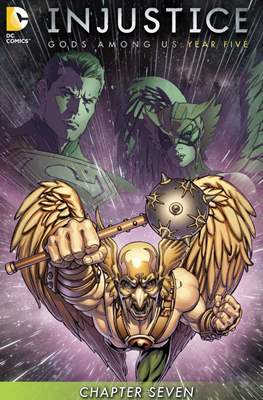 Injustice: Gods Among Us: Year Five (Comic-book) #7