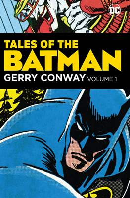 Tales of the Batman: Gerry Conway (Cartoné) #1