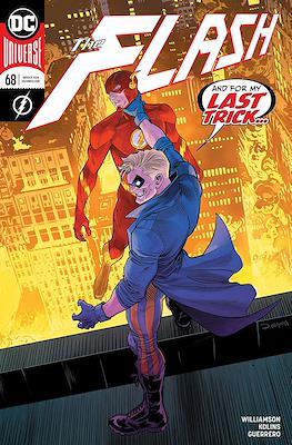 The Flash Vol. 5 (2016) (Comic-book) #68