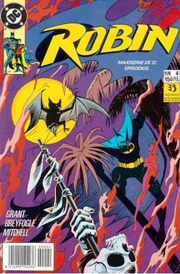 Robin (1991) (Grapa 24 pp) #4