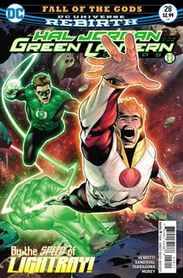 Hal Jordan and the Green Lantern Corps (2016-2018) (Comic-book) #28