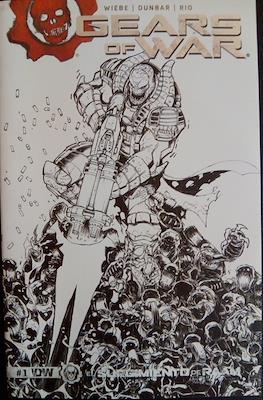 Gears of War (Portada Variante) (Grapa) #1