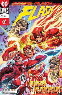 Flash. Nuevo Universo DC / Renacimiento (Rústica / Grapa.) #40/26