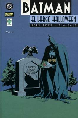 Batman: El Largo Halloween #5