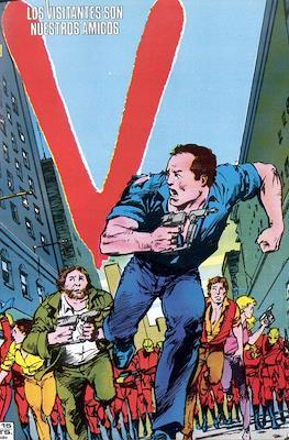 V (Grapa, 36 páginas (1985)) #15