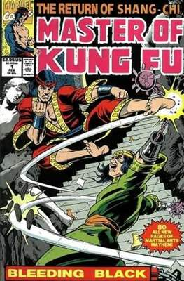 Master of Kung Fu: Bleeding Black