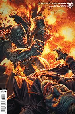 Detective Comics Vol. 1 (1937-2011; 2016- ... Variant Cover) (Cómic Book) #1024