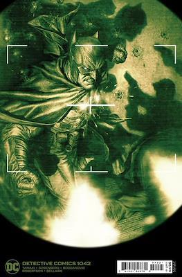 Detective Comics Vol. 1 (1937-2011; 2016- ... Variant Cover) #1042