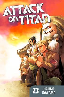 Attack on Titan (Softcover) #23