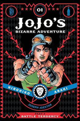 JoJo's Bizarre Adventure: Part 2--Battle Tendency (Hardcover) #1
