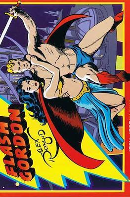 Flash Gordon, de Alex Raymond. Páginas Dominicales 1934 - 1945. Biblioteca Grandes del Cómic