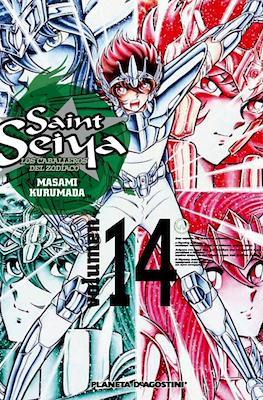 Saint Seiya. Los Caballeros del Zodíaco (Kanzenban) #14