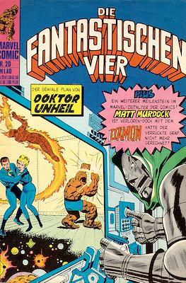 Die Fantastischen Vier (Heften) #20