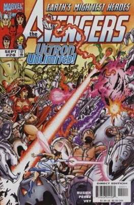The Avengers Vol. 3 (1998-2004) (Comic-Book) #20