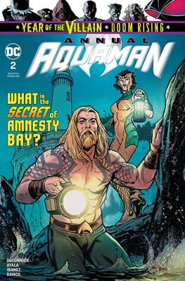 Aquaman Vol. 8 Annual (2017) #2