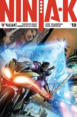Ninja-K (Grapa) #12