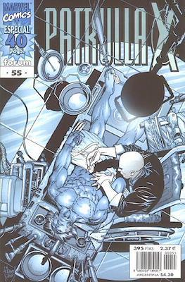 Patrulla-X Vol. 2 (1996-2005) (Grapa) #55
