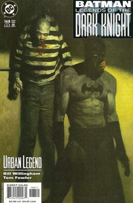 Batman: Legends of the Dark Knight Vol. 1 (1989-2007) (Comic Book) #168