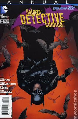 Detective Comics Vol. 2 Annual (2012-2014) (Comic Book) #2