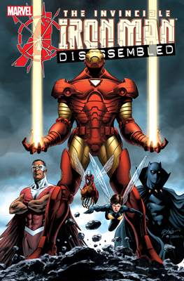 The Invincible Iron Man. Disassembled