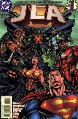JLA Vol. 1 (1997-2006) (Comic-Book) #1