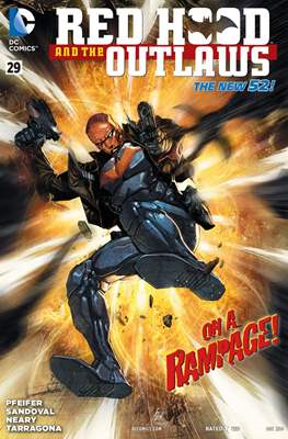 Red Hood and the Outlaws (2011-) New 52 (Comic-Book) #29