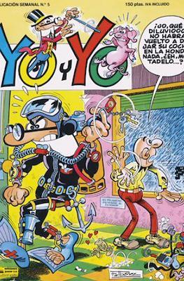 Yo y Yo (Grapa 36 pp) #5