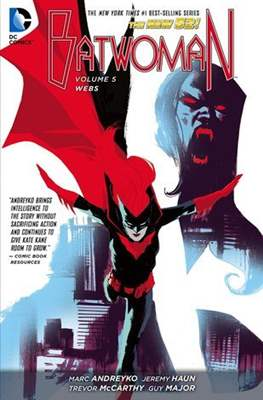Batwoman Vol. 1 (2011-2015) (Softcover) #5