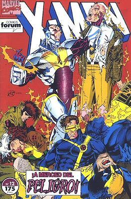X-Men Vol. 1 (1992-1995) (Grapa 32 pp) #12
