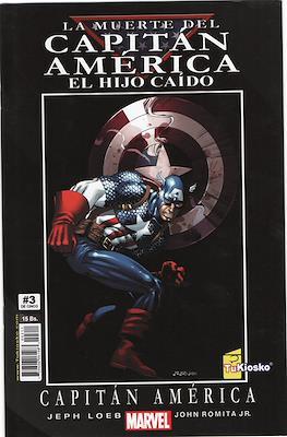 La Muerte del Capitán América: El Hijo Caído (Grapa) #3