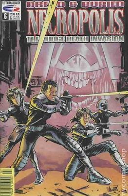 Necropolis: The Judge Death Invasion (Cómic grapa) #6