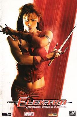 Elektra. Adaptación oficial de la película (2005)