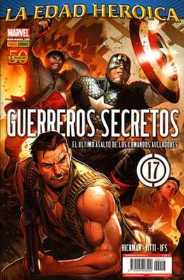 Guerreros secretos (2009-2012) (Grapa) #17
