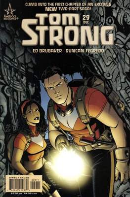 Tom Strong (Comic Book) #29
