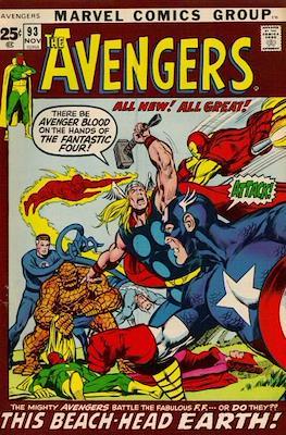 The Avengers Vol. 1 (1963-1996) (Grapa) #93