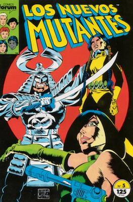 Los Nuevos Mutantes Vol. 1 (1986-1990) (Grapa 32-64 pp) #5