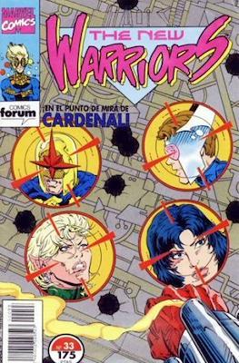 The New Warriors vol. 1 (1991-1995) (Grapa. 17x26. 24 páginas. Color. (1991-1995).) #33