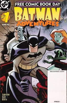 Batman Adventures [Free Comic Book Day Edition] 2003