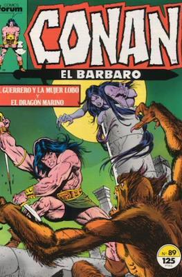 Conan el Bárbaro (1983-1994) (Grapa 24-36 pp) #89