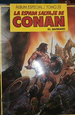 La Espada Salvaje de Conan - Álbum especial (Retapados) #35