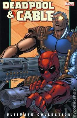 Deadpool & Cable. Ultimate Collection (Softcover 440-424 pp) #2