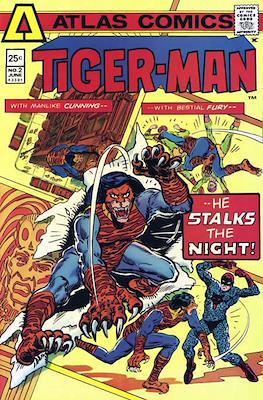 Tiger-Man (Grapa) #2