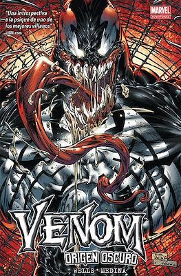 Venom: Origen Oscuro - Marvel Aventuras