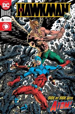 Hawkman Vol. 5 (2018-) (Comic Book) #6