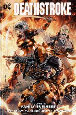 Deathstroke (2014-2016) (Softcover 144-160 pp) #4
