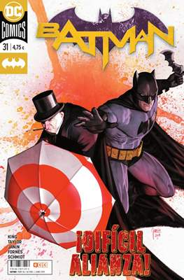 Batman: Nuevo Universo DC / Renacimiento (Grapa) #86/31