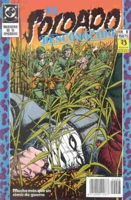 El soldado desconocido (1991-1992) (Grapa, 28 páginas) #8