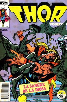 Thor, el Poderoso (1983-1987) (Grapa 36 pp) #21