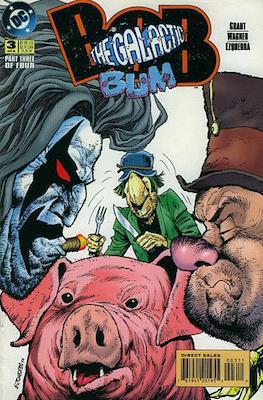 Bob the Galactic Bum (Comic Book) #3